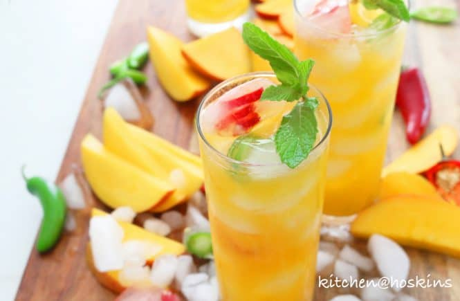 Skinny Kitchen Drinks Menu