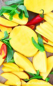 skinny mango coladas