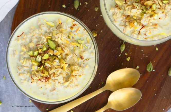 KULFI OVERNIGHT OATS