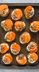 persimmon appetizer recipes