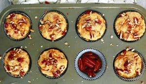 easy sweet potato muffins