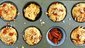 easy, quick, soft sweet potato bread or sweet potato muffins