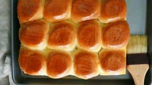 easy, baked ham egg and cheese breakfast sliders