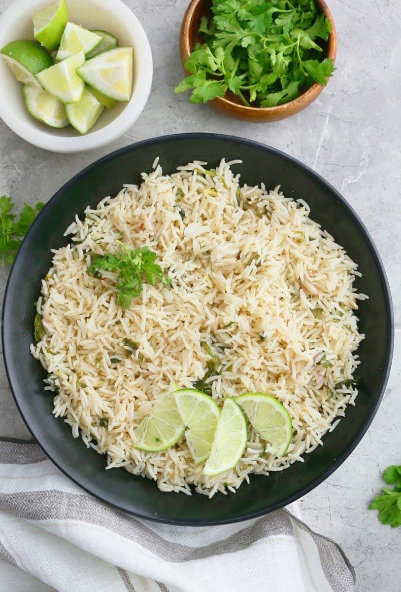 best cilantro lime rice