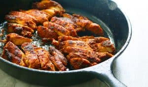 mexican spiced chicken