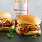nstant pot bbq pulled chicken sandwiches