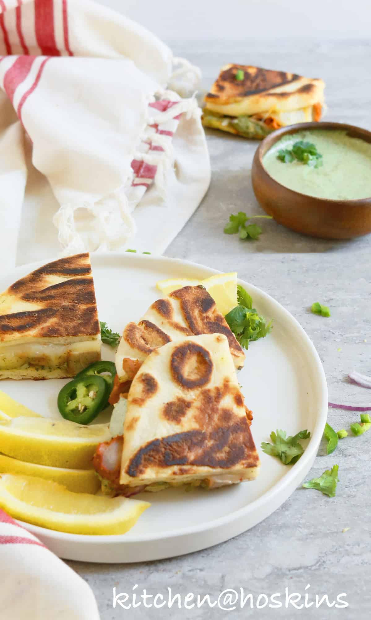 how to make mint chutney for tandoori chicken