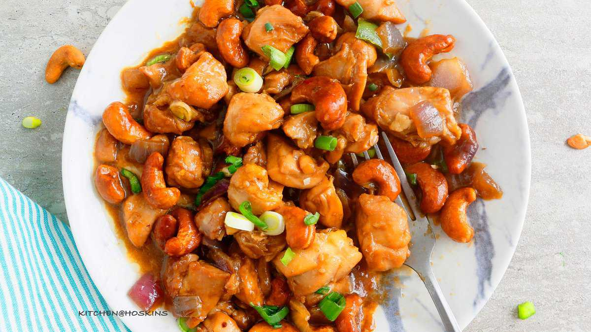 Instant Pot Cashew Chicken (Easiest Recipe)