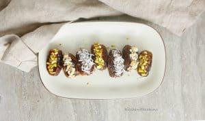 nutella stuffed dates