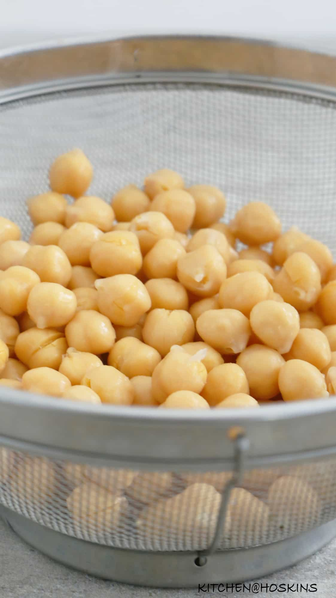 indian spicy roasted chickpeas