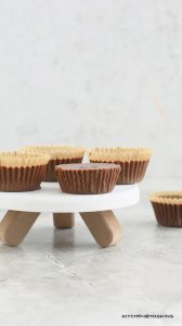 homemade almond butter cups recipe
