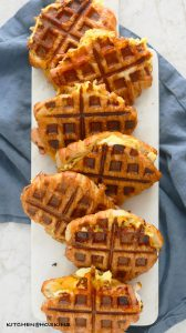 HOW TO MAKE BREAKFAST CROISSANT SANDWICHES