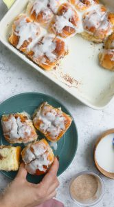quick and easy cinnamon hawaiian rolls