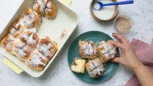 cinnamon Hawaiian rolls