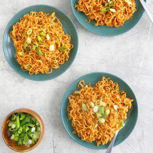 bbq ramen noodles
