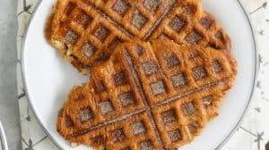 nutella croissant sandwich