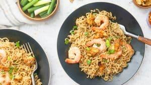 recipes with ramen noodles