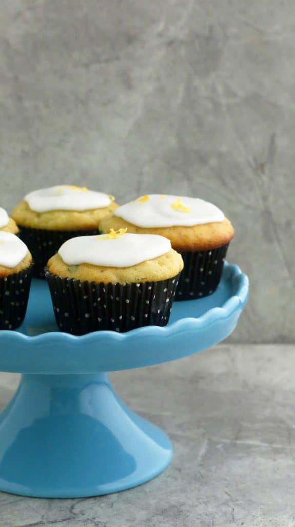 zucchini cupcake recipe