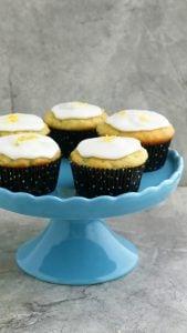 easy zucchini cupcake