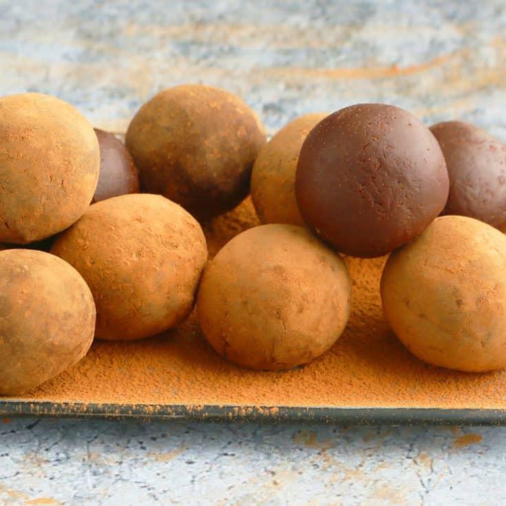 3 Ingredient Truffles