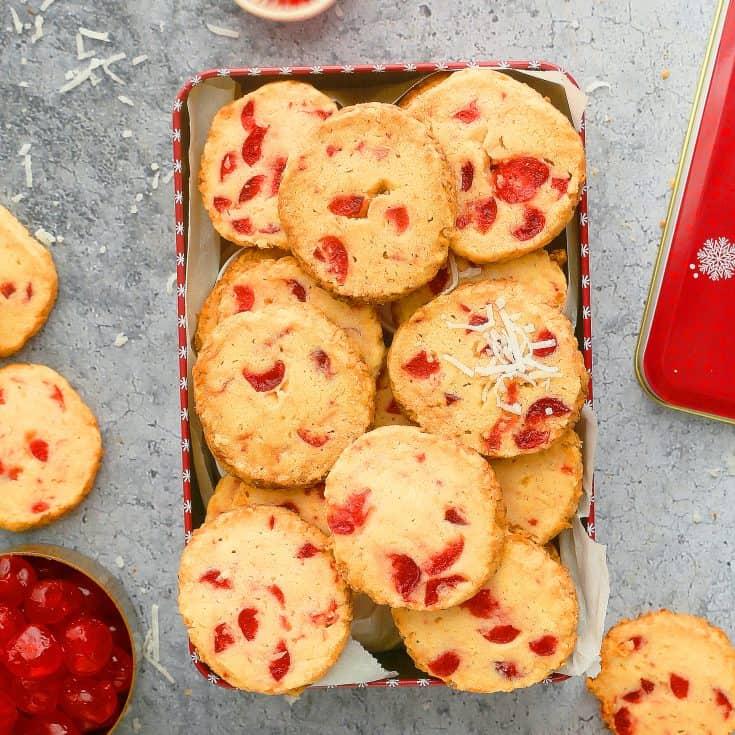 Santa' s Whiskers Cookies