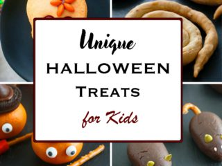 unique halloween treats for kids